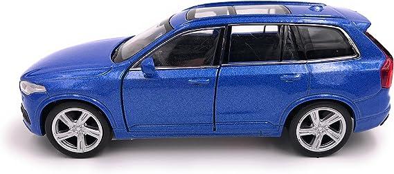 39 Blu 34-1 Welly Volvo XC 90 Auto Modello di Auto Licenza Prodotto 1