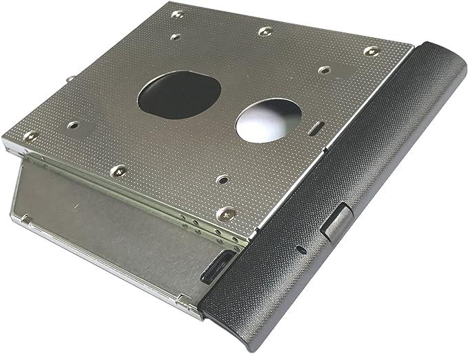 ultracaddy 2 nd HDD SSD disco duro Caddy para Lenovo IdeaPad 110 ...