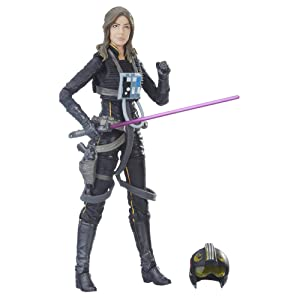 Star Wars The Black Series Legends Jaina Solo, 6-inch