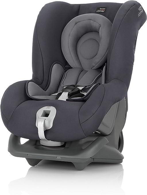 Comprar Britax Römer Silla de coche Nacimiento - 4 años, hasta 18 kg, FIRST CLASS PLUS Grupo 0+/1, Storm Grey