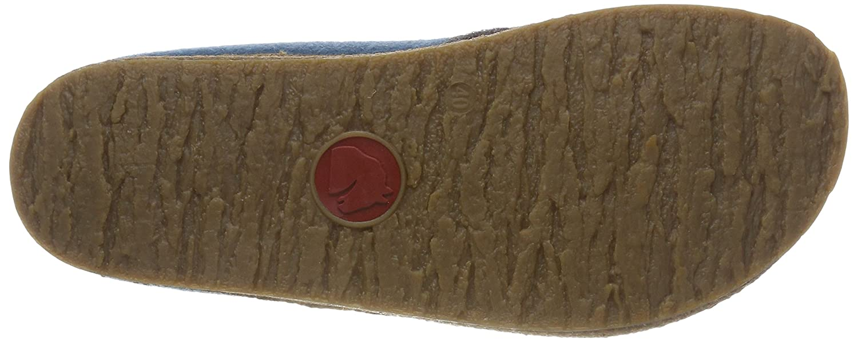 Haflinger Unisex-Erwachsene Stripes Stripes Stripes Grizzly Pantoffeln Grau (Graphit 77) 6baab6