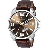 SWISSTONE Analogue Brown Dial Men's And Boys Watch-Sw-Wt95-Brwn