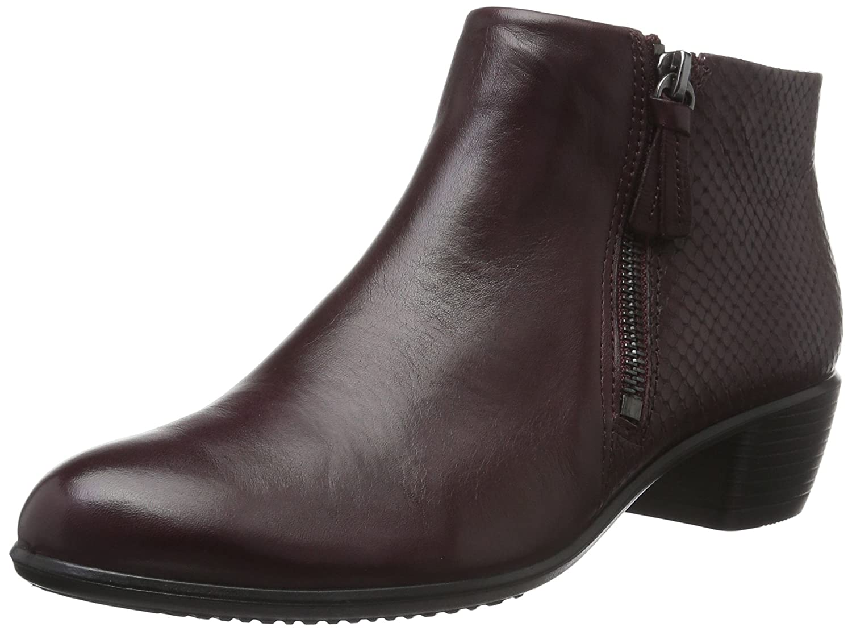 eaf4a08d Amazon.com | ECCO Women's Touch 35 Ankle Bootie | Ankle & Bootie