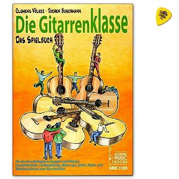 La Guitarra Clase - El Juego buchvon Jochen Busch Muñeco, Clemens ...