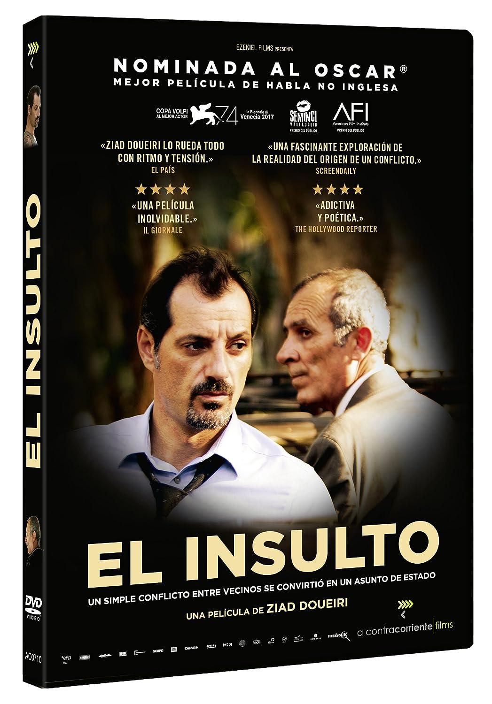El insulto [DVD]: Amazon.es: Adel Karam, Kamel El Basha, Christine Choueiri, Camille Salameh, Rita Hayek, Talal Jurdi, Diamand Bou Abboud, Rifaat Torbey, ...