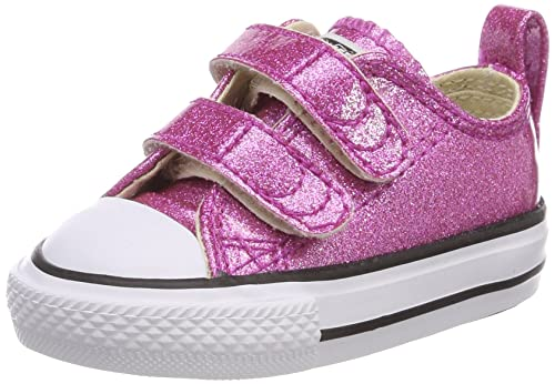 fdea706cc297fa Converse Unisex Kids  CTAS 2v Ox Trainers  Amazon.co.uk  Shoes   Bags