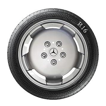 Wheel Trims Direct Mercedes Sprinter Van 4 x Tapacubos 16 por Favor Comprobar su tamaño de la Rueda Antes de Realizar el Pedido.: Amazon.es: Coche y moto
