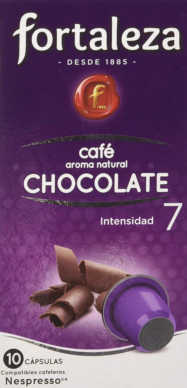 Café FORTALEZA - Cápsulas de café con Aroma Chocolate Compatibles ...