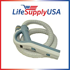 Generic Hose to fit Aerus Electrolux Lux 5000 6000 Legacy Blue