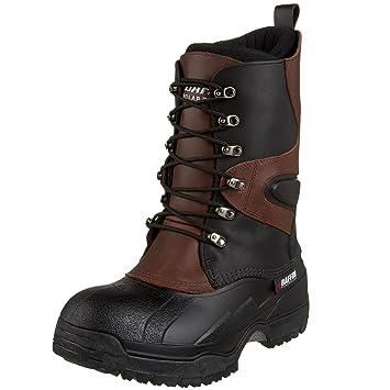 Baffin Men's Apex Snow Boot,Black/Bark,7 ...