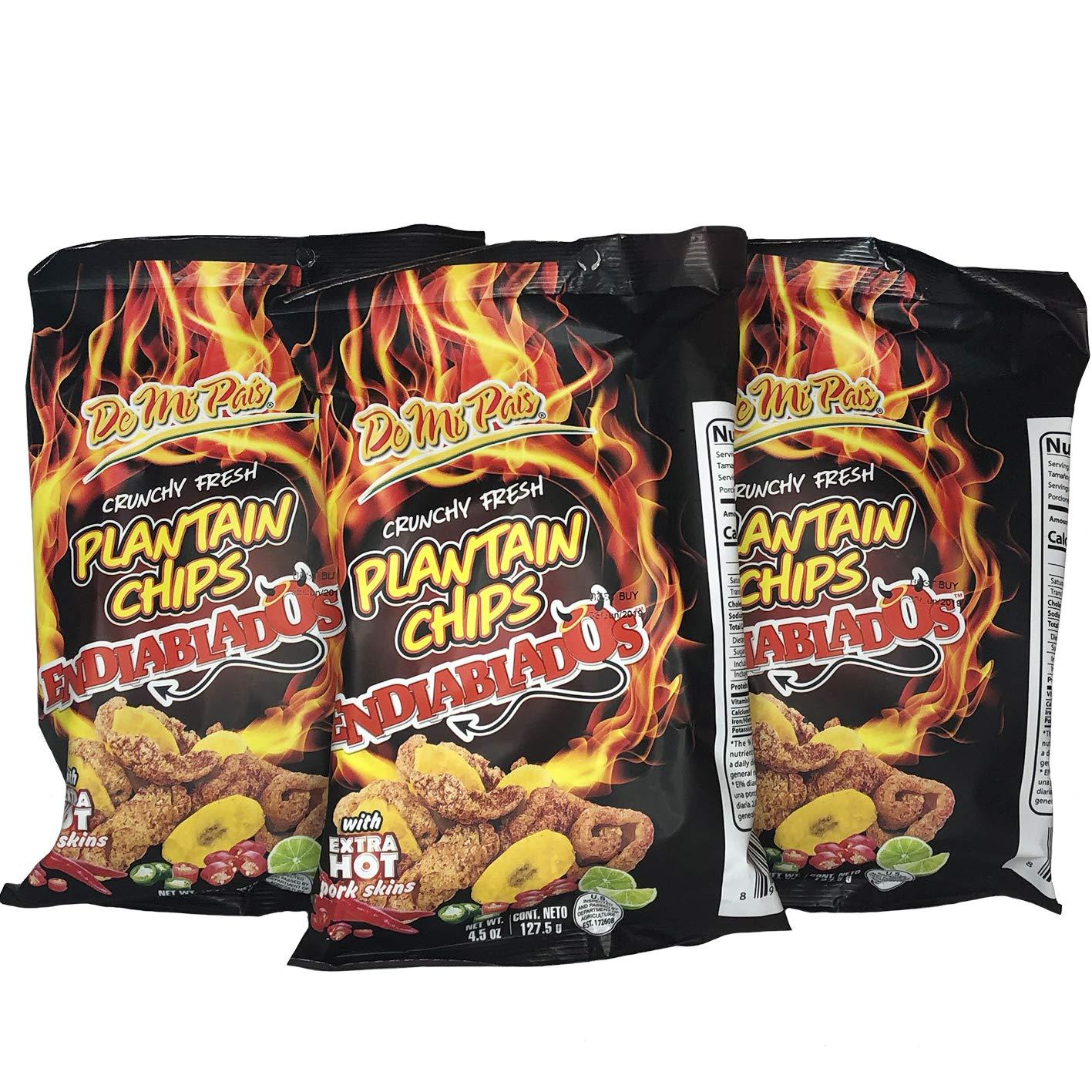 DMP Plantain Chips Devils/Endiablados 6-PACK