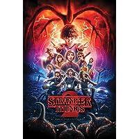 Poster Stranger Things Season 2 47X32 inches Netflix Tv Show 2017
