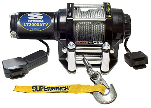 If you are on a tight budget but still need to get yourself a winch that is reliable and has some of the basic features then this Superwinch 1130220 has to be the one.
