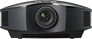 Sony Home Theater Projector VPL-HW45ES: 1080P Full HD Video Projector for TV, Movies and Gaming - Home Cinema Projector with 3 SXRD Imagers and 1,800 ...