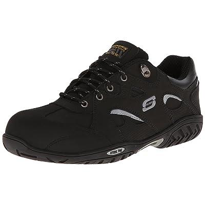Skechers for Work Men's 77035 Joster Walking Shoe: Shoes