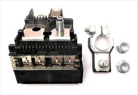 nissan battery fuse box wiring diagrams monamazon com positive battery fuse block terminal kit with two m8 nissan altima battery fuse box nissan battery fuse box