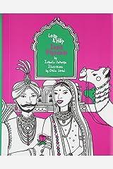 Leap & Hop India, Children Travel Book Ring-bound