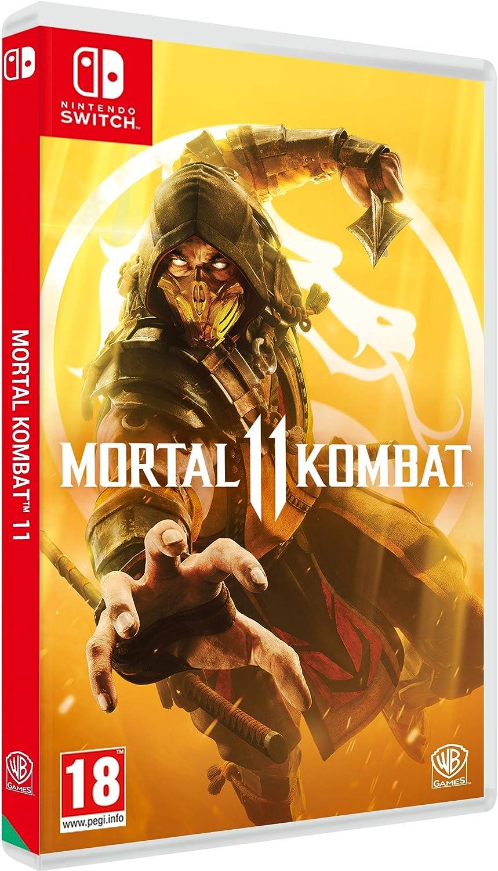 Mortal Kombat 11 - Nintendo Switch [Importación inglesa]: Amazon.es: Videojuegos