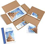 Ramini Brands Photo Wall Art Décor Print + Home Office Desk Stationery + Journal Subscription Box: 8 x 10 Prin