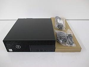 Dell OptiPlex 3000 3080 Desktop Computer - Intel Core i5 10th Gen i5-10500 Hexa-core (6 Core) 3.1GHz - 16GB RAM DDR4 SDRAM - 256GB SSD - Small Form Factor