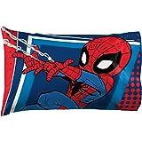 Spider Marvel Man Kids Toddler Children Standard Pillowcase