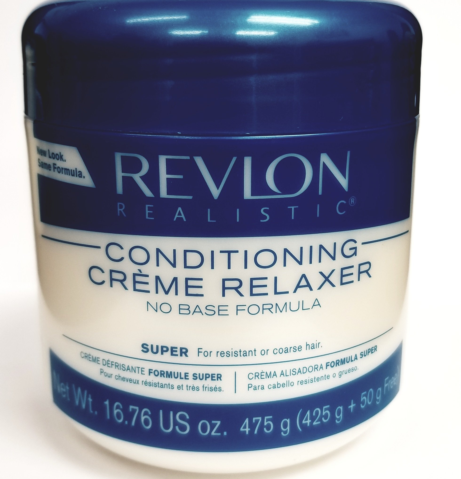 Revlon Professional Relaxer Super Conditioning Cream, 15 Ounce