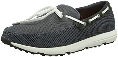 6774746a5de Swims Men s s Breeze Leap Laser Lace Loafers  Amazon.co.uk  Shoes   Bags