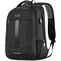 Laptop Backpack, 17-Inch Sosoon Travel Backpack for Laptop and Notebook, High School College Bookbag for Women Men Boys…