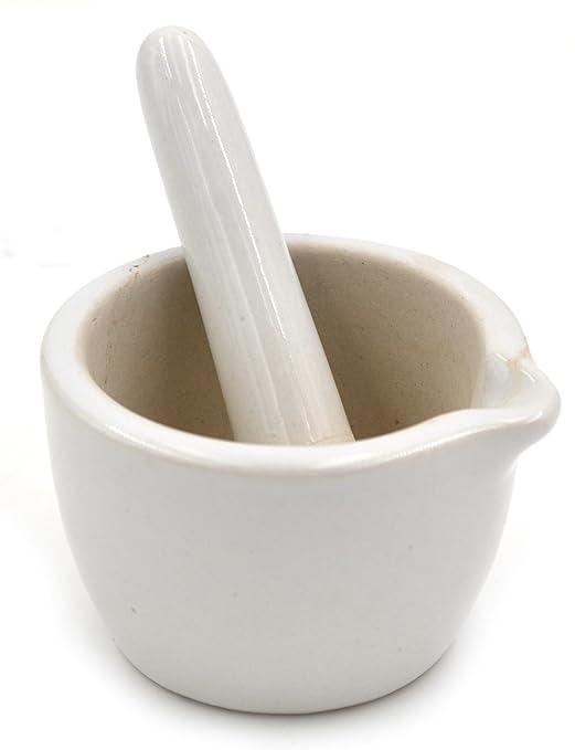 Amazon.com: tazón de porcelana para textura Mortar & ...