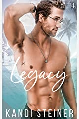 Legacy: A New Adult College Romance (Palm South University Book 4) Kindle Edition