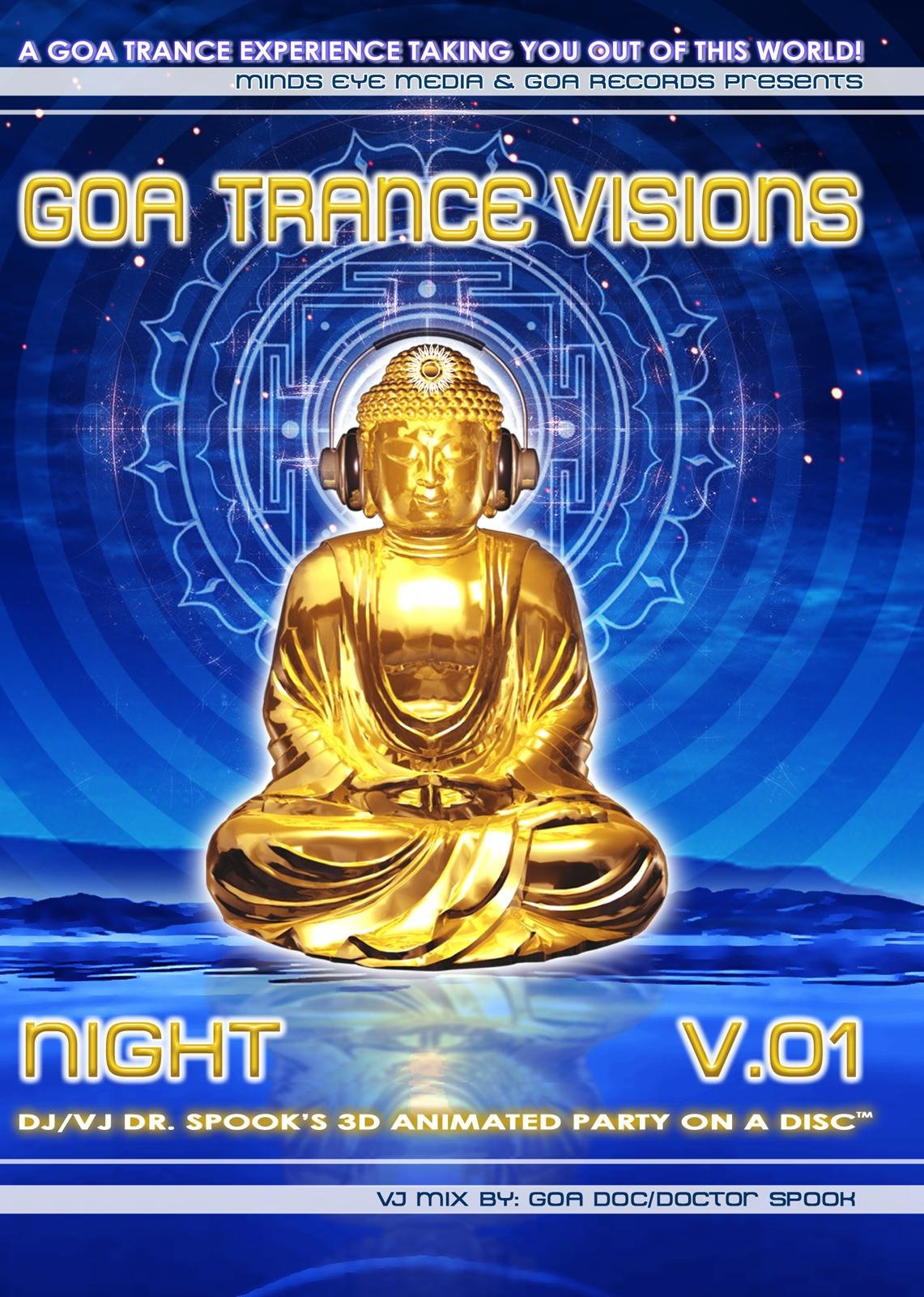 Goa Trance Visions v1 Night