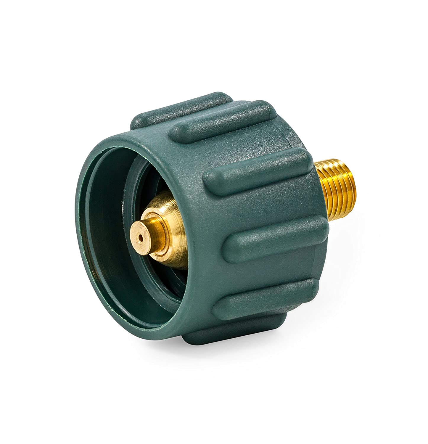 Camco 59923 Green Propane Acme Nut - 200, 000 BTUs 33156089