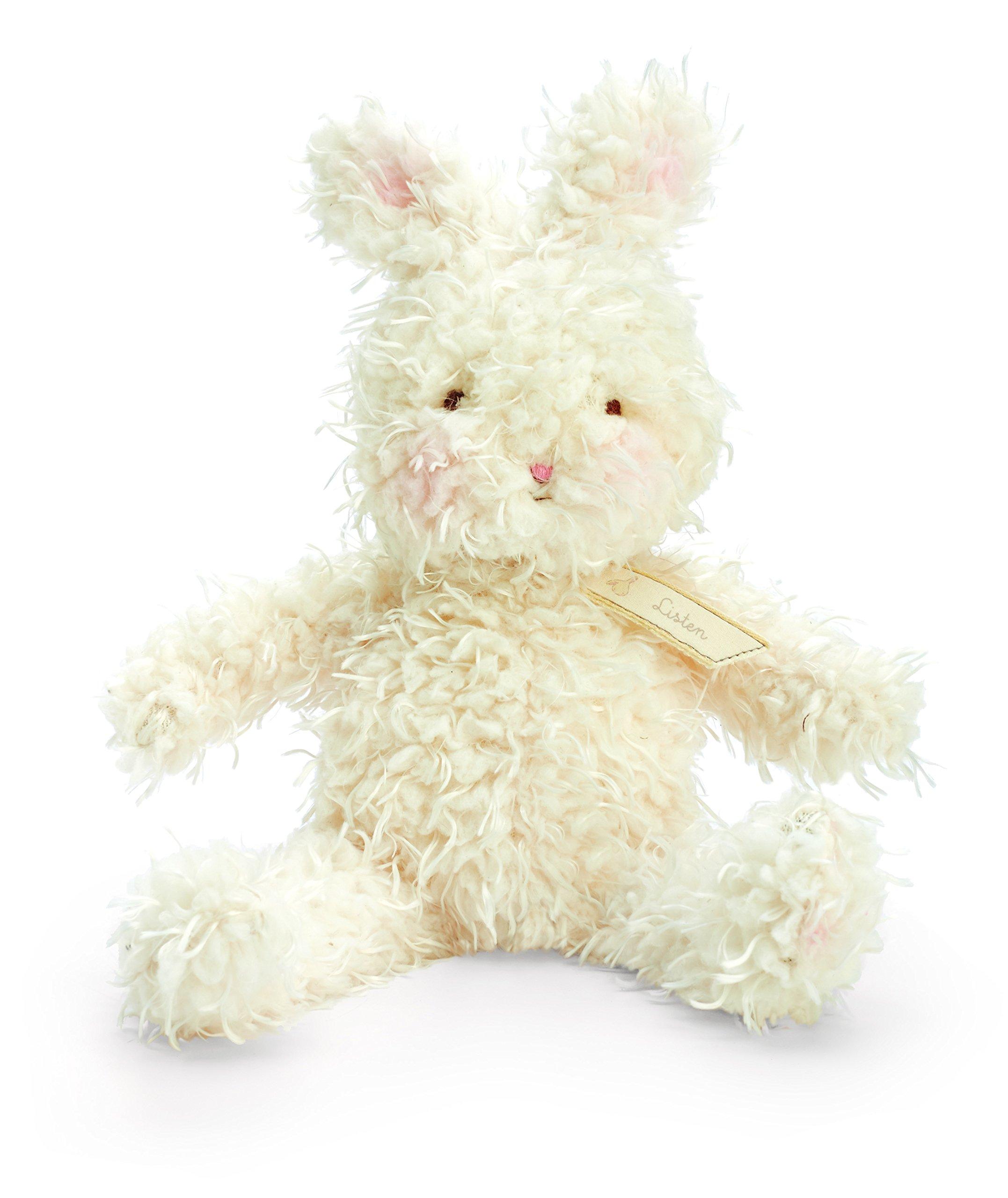 e988bff98 Amazon.com  Bunnies By The Bay Shaggy Hoppy Bunny Plush Toy