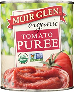 product image for Muir Glen Organic Tomato Puree, 28 Ounce - 12 per case.
