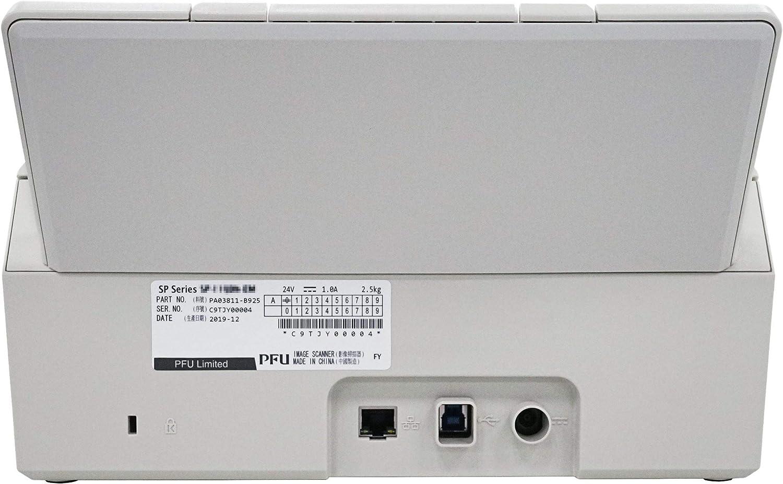 20 ppm Fujitsu Duplex Gigabit Ethernet