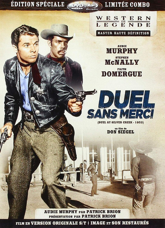 Duel sans Merci [Édition Limitée Blu-Ray + DVD]