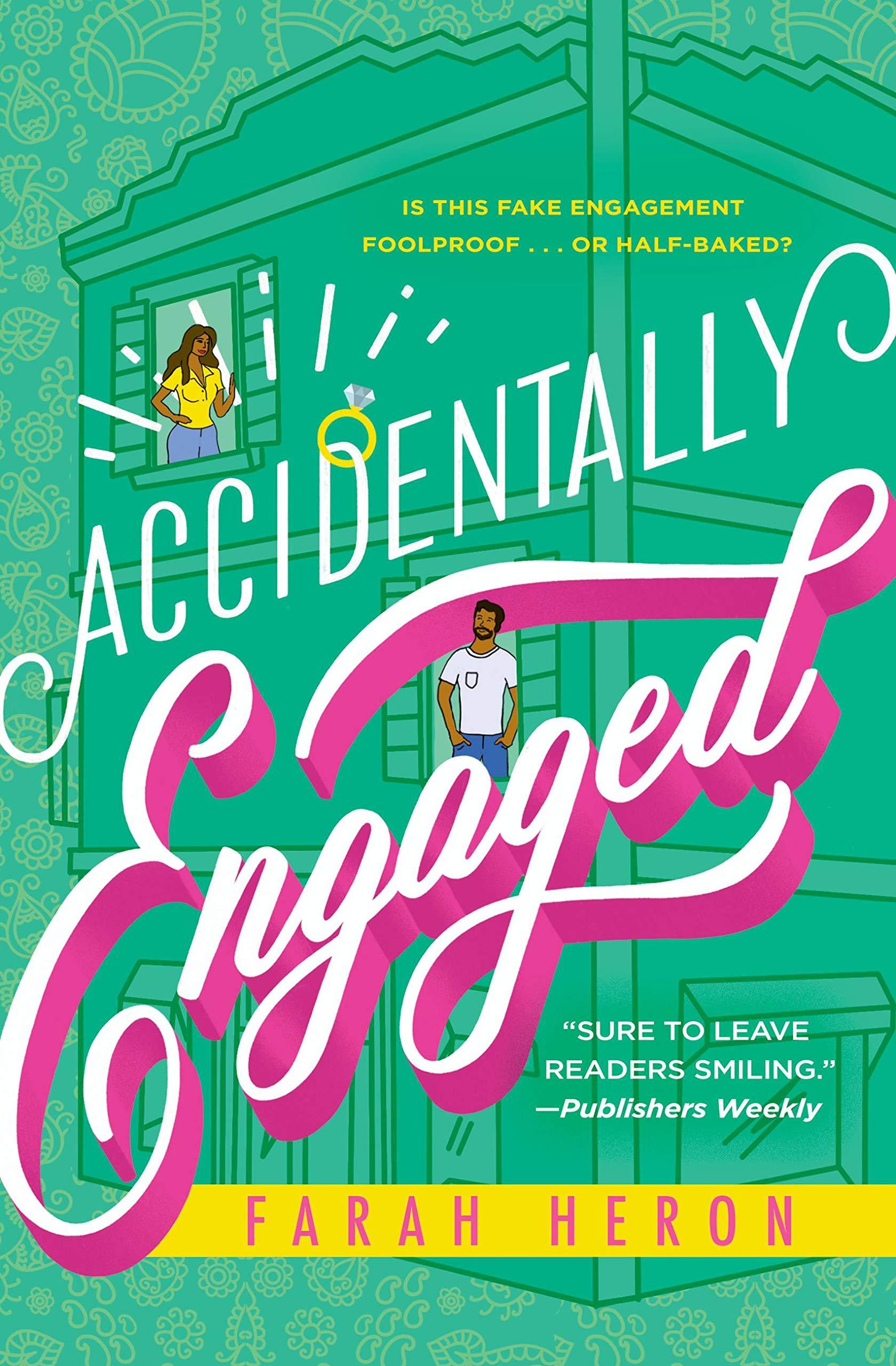 Accidentally Engaged: Heron, Farah: 9781538734988: Amazon.com: Books