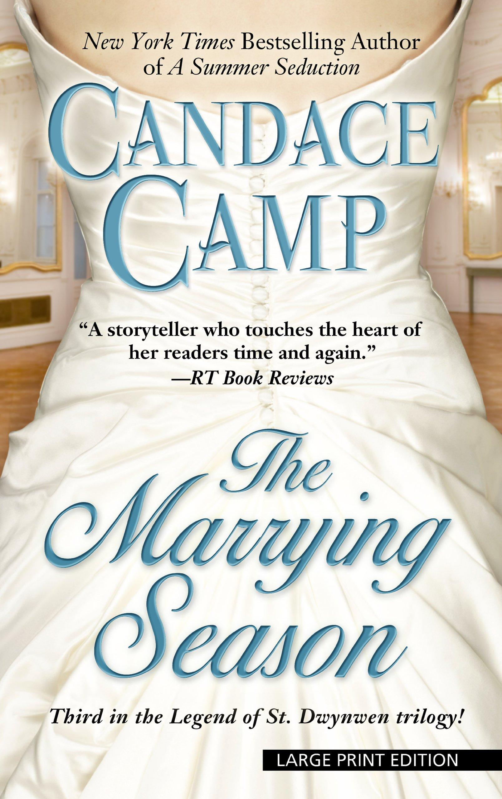 Read Online The Marrying Season (Legend of St. Dwynwen Trilogy) PDF