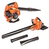 Arebos 3-in-1 petrol leaf blower, vacuum and shredder 700 W