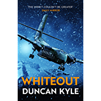Whiteout (The Duncan Kyle Collection Book 2) (English Edition)