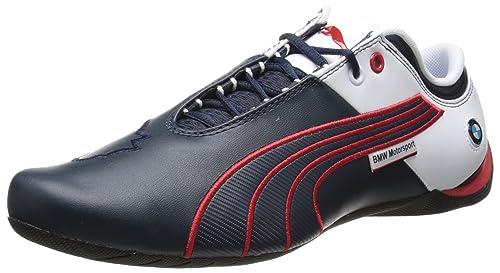 Cat Puma BMW Sra Futuro M1 Motorsport Zapatilla de Deporte de Moda: Amazon.es: Zapatos y complementos