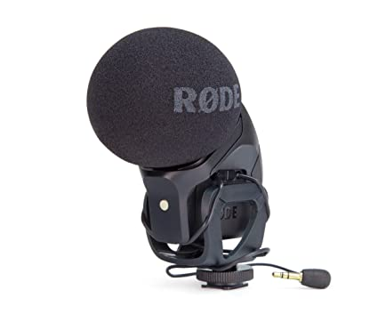 Steady Rode Shotgun Video Mic Selected Material Audio For Video