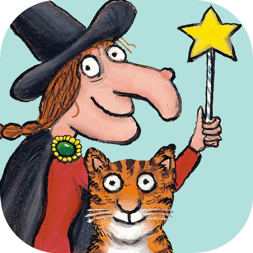 Magic Pictures Wands - Room on the Broom: Games