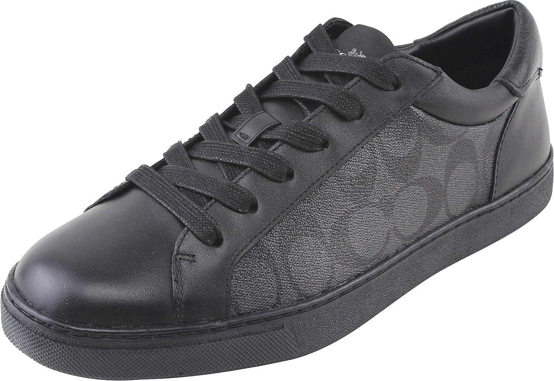 Low Top Casual Sneakers Black