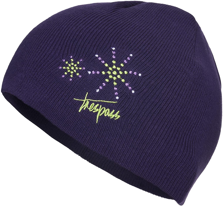 Trespass Girls Sparkle Hat