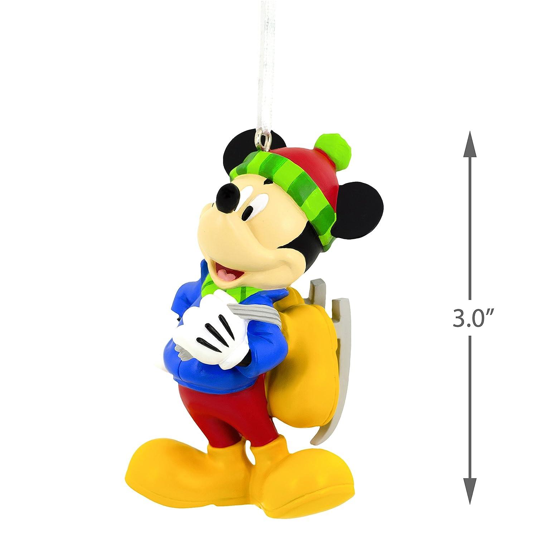 Hallmark Disney Mickey Mouse Icon 2017 Christmas Ornament Hallmark ...