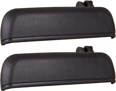 2x Front Left /& Right Exterior Outside Door Handle For Toyota Tercel 1995-1999