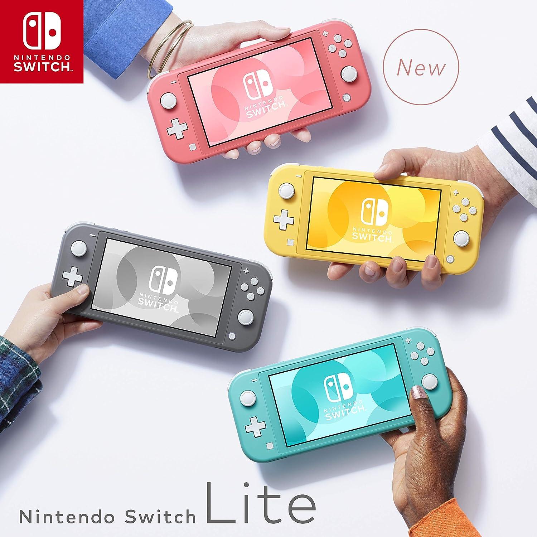Amazon lite nintendo switch