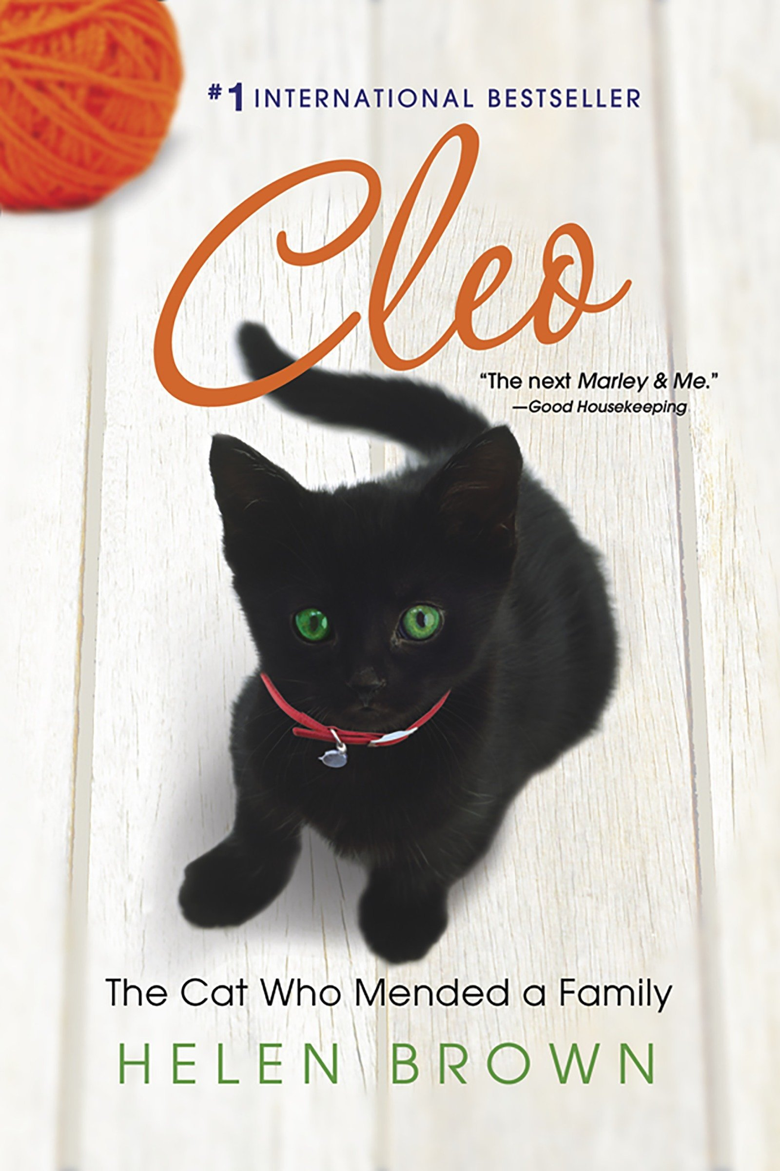 Download CLEO: The Cat Who Mended a Family pdf
