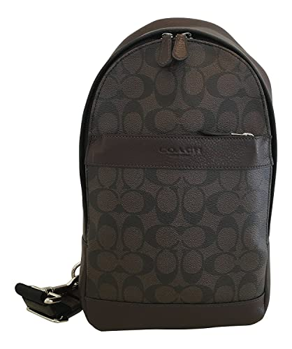 9bc06b3b9eb1 COACH CAMPUS PACK IN SIGNATURE (F72043)  Amazon.co.uk  Shoes   Bags